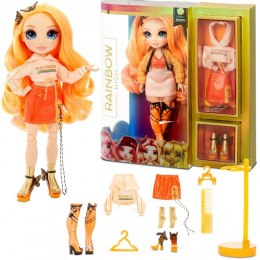 L.O.L Rainbow High Fashion Doll - Poppy Rowan MGA