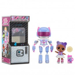 L.O.L Surprise Boys Arcade Heroes Infinity Queen lalka w automacie do gier MGA