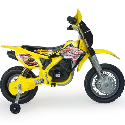 INJUSA Motor Cross na Akumulator 12V Drift Thunder Max INJUSA