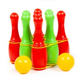 Wader QT Kręgle - zestaw do gry bowling Wader Quality Toys